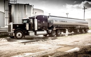Sterling Oil Co, Industrial Lubricants, Blending, Transportation