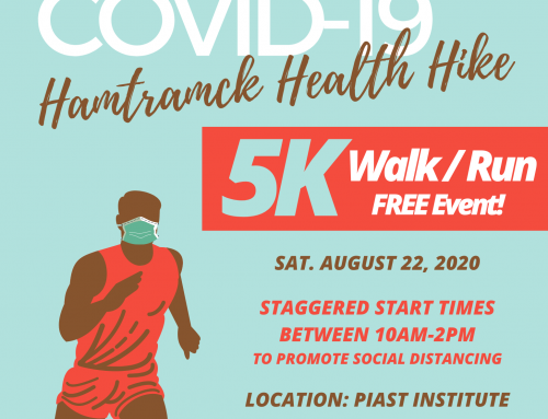 Hamtramck Health Hike Returns Saturday, August 22 with Continued Support from Sterling Services and Many Local Businesses